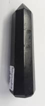 Black Tourmaline Crystal Point (F220)