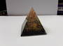 Quartz Tree on Tourmaline Base Orgonite Pyramid