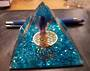 Archangel Michael Protection Orgonite Pyramid