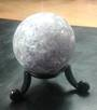 Lepidolite Crystal Ball 38mms  (lep101)