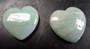 Green Aventurine Heart (ct)