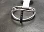 Split Band Marcasite Ring