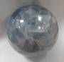 Blue Calcite Crystal Ball 8.5cms