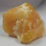 Large Orange Calcite Crystal Piece cc10