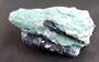 Natural Fuschite and Kyanite Crystal Piece