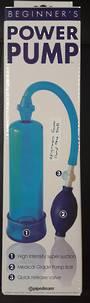 Beginners Blue Power Pump