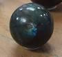 Labradorite Crystal Ball 4.5cms