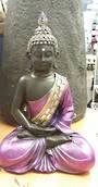 Buddha in Purple Robe