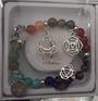 Chakra Bracelet Gift Boxed