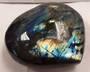 Beautiful Labradorite Heart LH1005