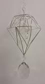 Sacred Geometry Suncatcher