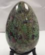 Ruby Fuschite Crystal Egg RE2