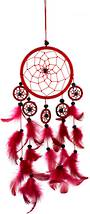 New Dreamcatcher 11.5cm Red