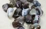 Medium Botswana Agate Tumbled Piece