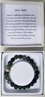 Green Agate Bracelet