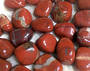 Medium Red Jasper Crystal Tumbled Piece