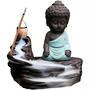Monk Waterfall Backflow Incense Burner