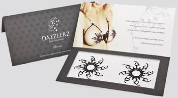 Raven nipple dazzlers