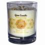 Gemstone Candle – Prosperity Citrine