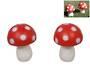 Red & White Spotted Mushroom
