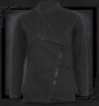 Slant Zip Women Biker Jacket Black XXL was $120 now $60