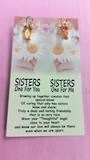 Sisters Angel Pins