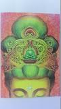 Buddha Enlightment Card and Envelope