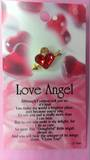 Love Angel Pin