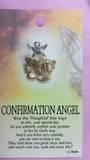Confirmation Angel Brooch