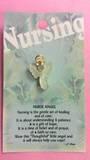Nursing Angel Brooch