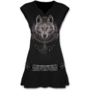 WOLF DREAMS - Stud Waist Mini Dress/Tunic M was $65 now $35