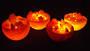 Balls of Fire Salt Lamp