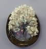 Lucky in Love Crystal Horseshoe Tree