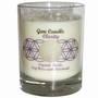 Gemstone Candle – Clarity Clear Quartz