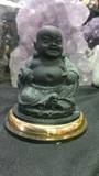 Small Croatian Volcanic Rock Buddha