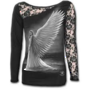 Spirit Guide Long Sleeved  lace Tee XL was $65 now $20