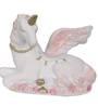 Pink and White Cute Unicorn