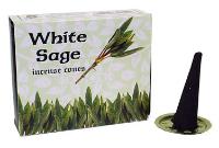 incense cone whi-170