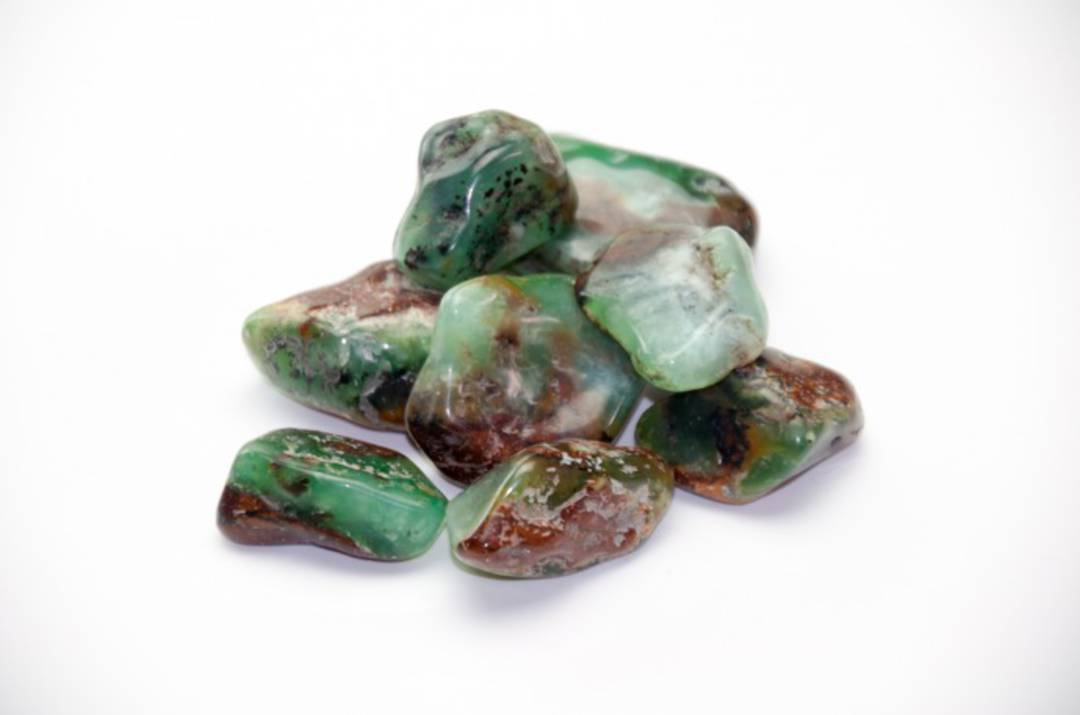 chrysoprase Tumbled Stone