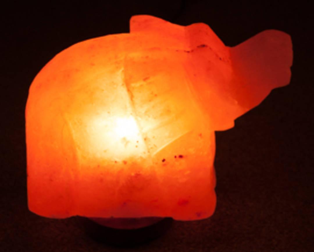 Himalayan Salt Lamp Elephant