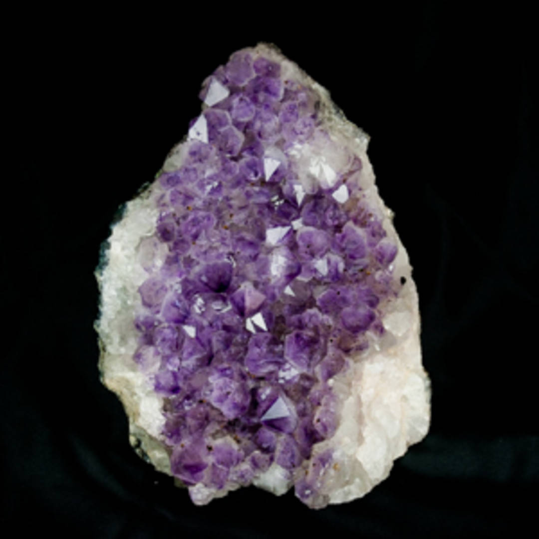 Natural Unpolished Amethyst Druze