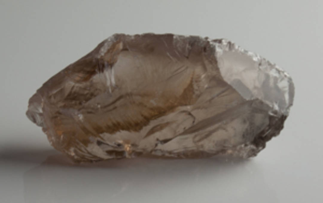 Rough Smokey Quartz