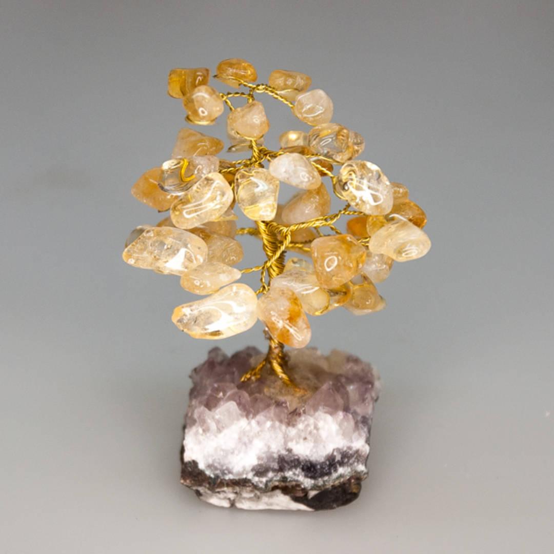 Citrine Tree