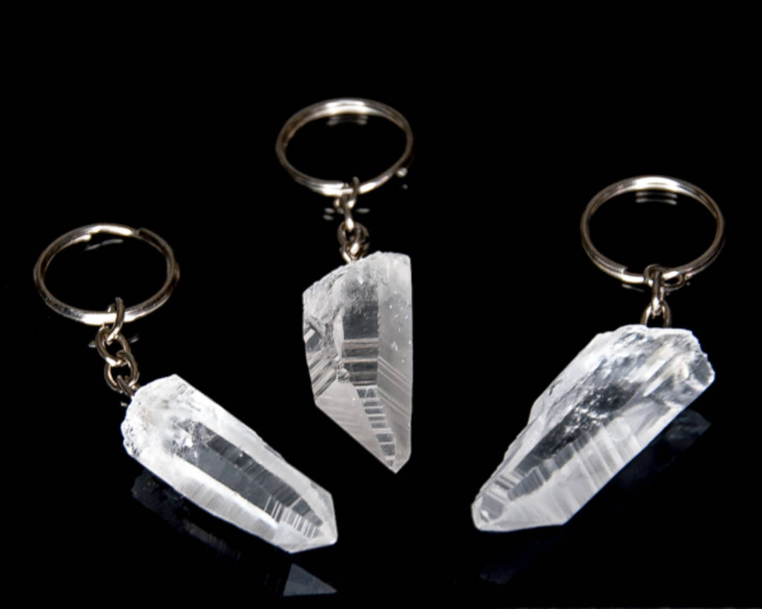Lemurian Key Chain