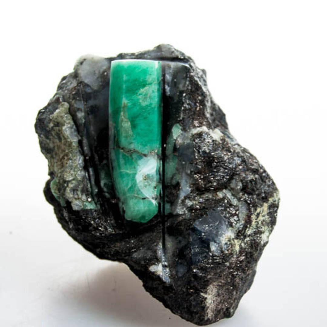 Natural Emerald Spcimen