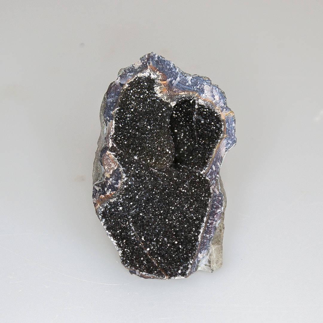 Black Amethyst Druze