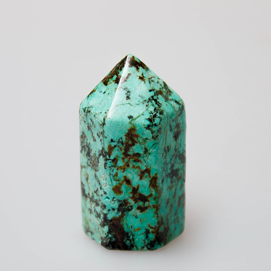 Turquoise Polished Point