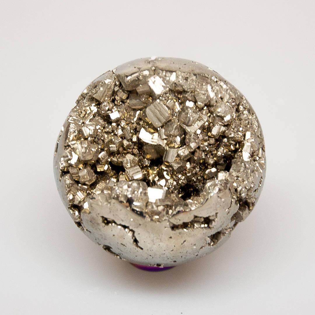 Pyrite Sphere