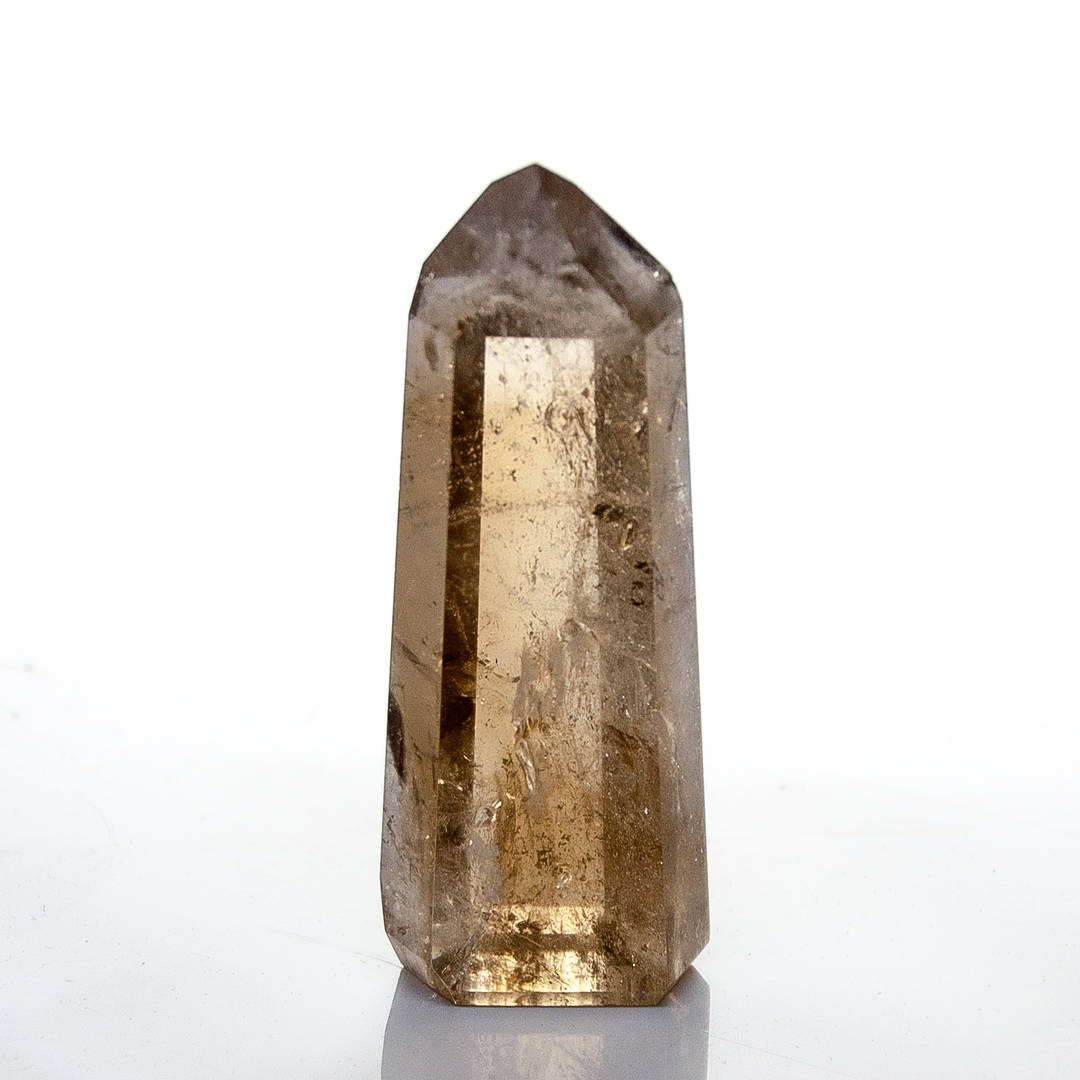 Natural Citrine Polished Point