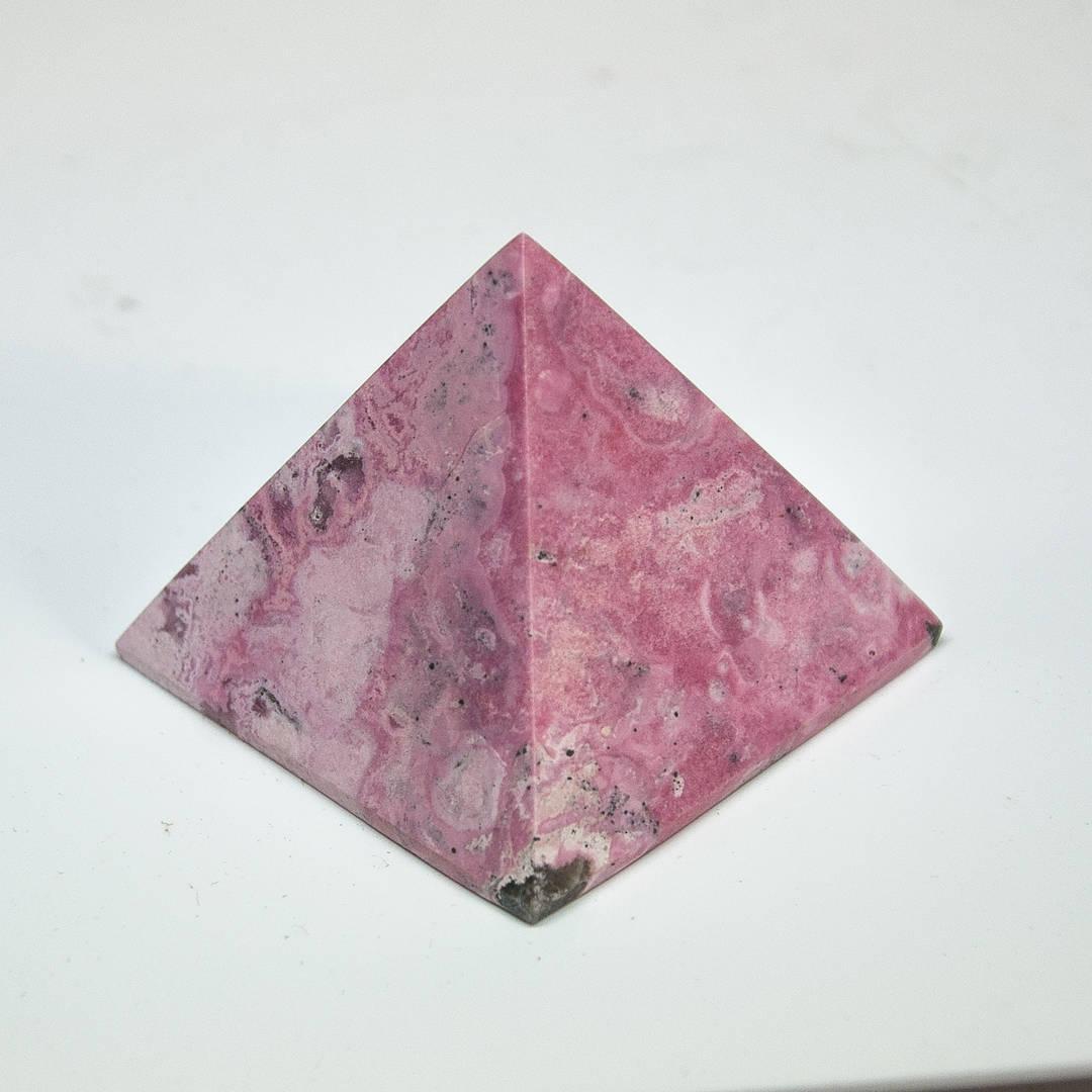 Rhodonite Pyramid